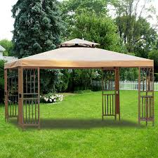 gazebo replacement canopy top and