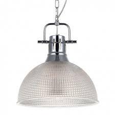 pendant light with metal chain shanti