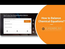 to balance tricky chemical equation