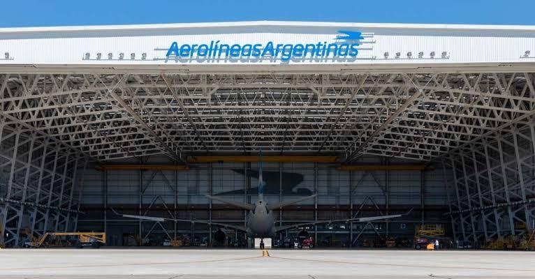 """Resultado de imagen para Aerolineas Argentinas Mantenimiento"""""""