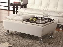 ottoman tray storage coffee table