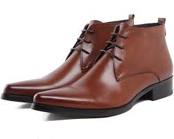 mens ankle boots dress shoes