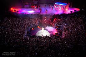 lady a monster ball tour