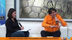 Diamante: Incontro con Carlo Tansi candidato a Governatore della Calabria -