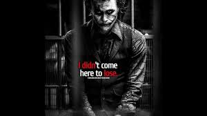 joker quotes motivational quotes