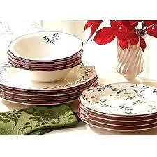 better homes and garden dinnerware