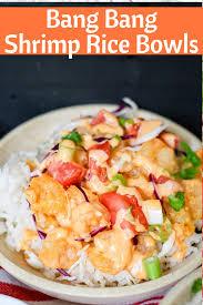 bang bang shrimp rice bowls bonefish
