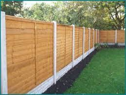 Slotted Concrete Fence Posts Gravel Boards Low Prices