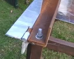 homemade sheetmetal brake