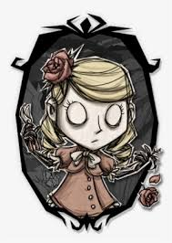 Wendy Rose - Don T Starve Together Victorian Wendy Transparent PNG -  426x600 - Free Download on NicePNG