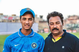 Touched by Dravid's greatness, gifted with Yuvraj's technique, Abhishek  Sharma sets his sights on international success - Yahoo! Cricket.