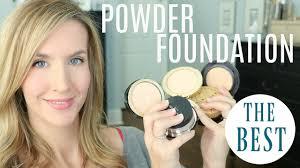 powder foundation for oily skin