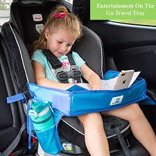 car seat activity tray kids travel tray