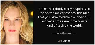 TOP 11 QUOTES BY ABBY BRAMMELL | A-Z Quotes