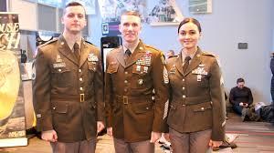 uniform with a world war ii