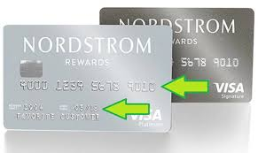 nordstrom credit card apply activate