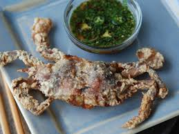 Crispy Soft-Shell Crabs with Bangalore ...