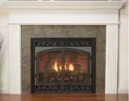 empire 48 profile wooden mantel with