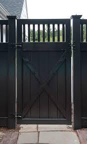 Home Decorating Ideas And Interior Design Fence Design Privacy Fence Designs Backyard Fences