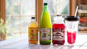 daily detox drink cranberry apple