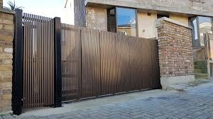 Renzland Powergates Automatic Gates Metal Gates Railings Timber Gates Metalwork