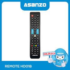 Remote / Điều khiển tivi Asanzo 43 inch 43ES910 - ASANZO Hà Nội