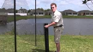 Easy Deer Fence Youtube