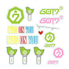 Kpop Got7 Mark Sticker For Phone Car Action Figure Toys For Kids Birthday Gift Action Toy Figures Aliexpress