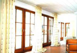 french doors with frosted glass