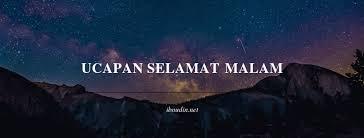 √ ucapan selamat malam buat pacar lucu r tis islami