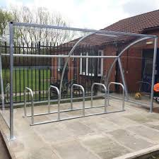 Ten Space Cycle Shelter Brightkidz