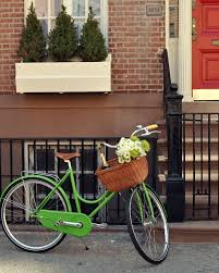 Kate Spade for Adeline Adeline: Kelly Green Bike Launch | Green bike,  Bicycle, Bike
