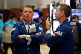 Dow closes in bear market territory as ...