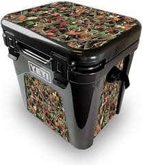 Amazon Com Mightyskins Skin For Yeti Roadie 24 Hard Cooler Buck Camo Protective Durable And Unique Vinyl Decal Wrap Cover Easy To Apply Remove And Change Styles Made In The Usa