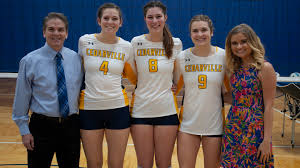 Lady Jackets thrilled with Senior Day sweep - Cedarville ...