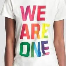 gap shows its pride in support of un