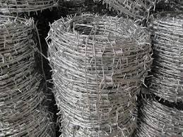 Barbed Wire Makes High Security Fencing Far Safer