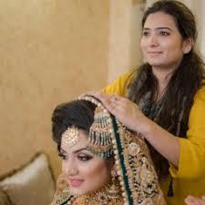 iman is a professional hd makeup artist