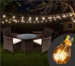 10 vintage led solar garden lights