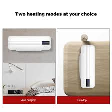 energy saving wall mounted portable air