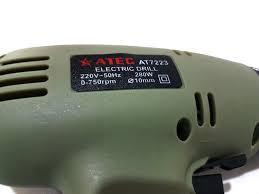 Máy khoan bắt vít ATEC mã AT7223, máy khoan vặn vít dùng điện, máy khoan  cầm tay mini, máy vặn vít, máy bắn vít,