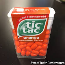 tic tac nutrition facts beware