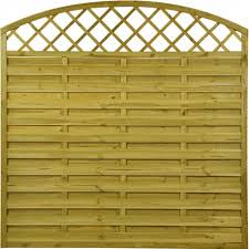 Wooden Fence Panels Treated Wood Fencing Lap Overlap Wood Gt Prospect Limited Uk