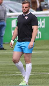 Aaron Brown (rugby league) - Wikipedia