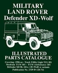 military land rover xd wolf ilrated