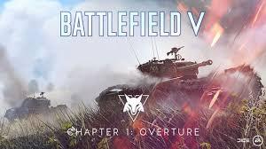 Battlefield V Overture Update Patch ...