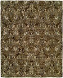 rectangle 8x10 ft wool carpet 133409