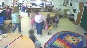 All I can say is evil': daycare director after watching video ...
