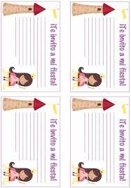 Invitaciones Princesas Cumpleanos Ninas P Imprimir 8 Modelos