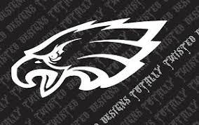 Philadelphia Eagles Vinyl Decal Sticker Car Truck Motorcycle Nfl Football Ebay